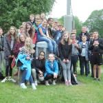 Die Stammgruppe 6.1 in Friedrichskoog.
