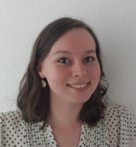 Cynthia Ehlert Tutorin der Stammgruppe 5.3